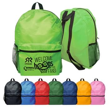 Backpack - Value Polyester Backpack