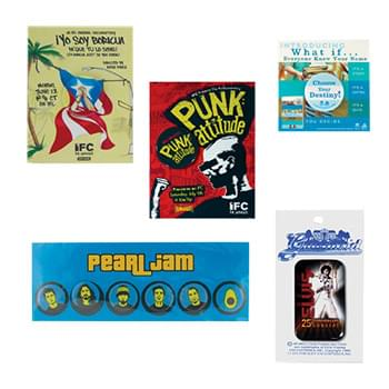 25 to 25.9 Square Inch Button Backer Ad Cards