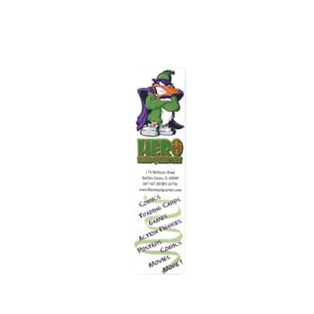 "Bookmark - 1.5""X6.25"" Custom Printed Bookmarks"