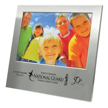 "Photo Frame - 5"" x 7"" Aluminum Picture Frame"